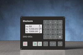Описание системы ЧПУ DELEM DAC 310s