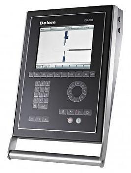 Описание системы ЧПУ DELEM DA56s