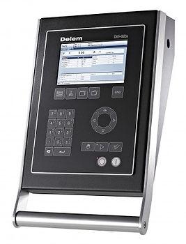 Описание системы ЧПУ DELEM DA52s