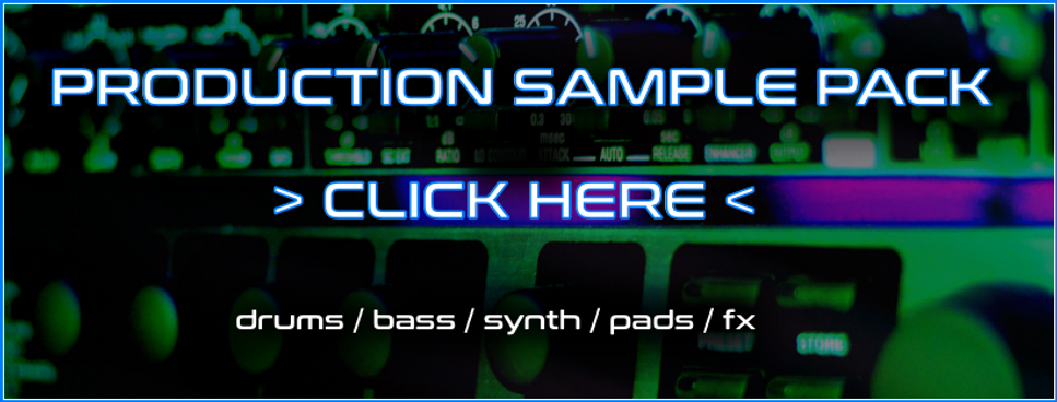 music production sample pack