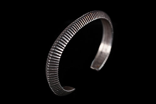 'Coin' Silver Bracelet