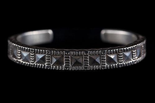 'Coin Silver' Bracelet.