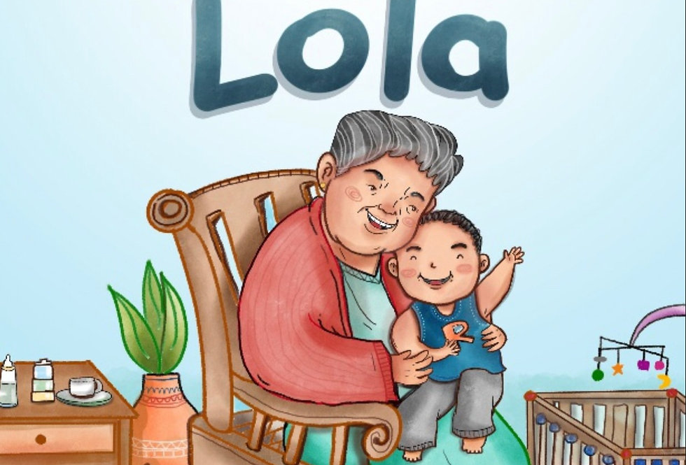 Rom-rom and Lola