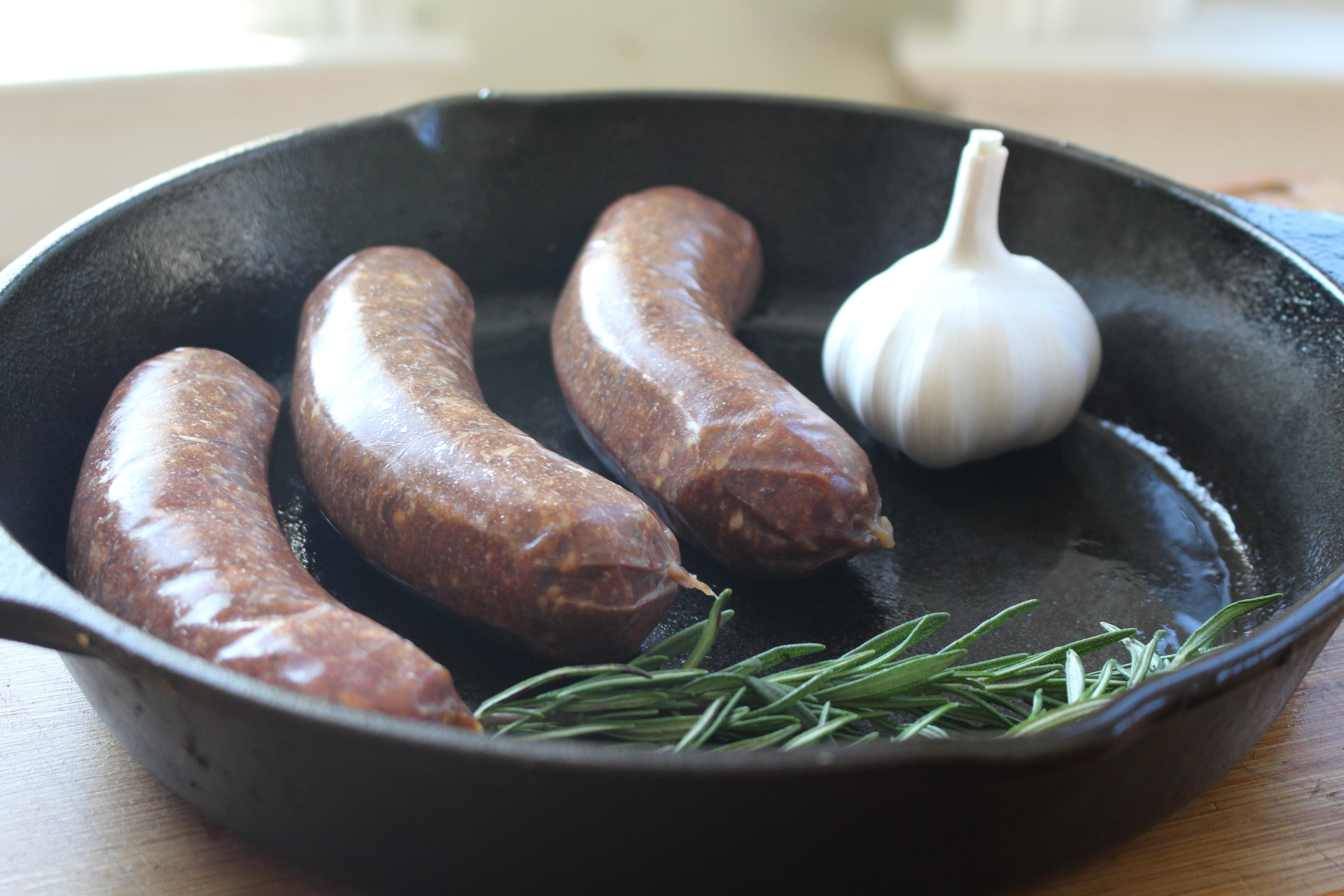 Goat Sausage