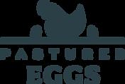 Woven Stars Farm - Pastured Eggs - Teal.