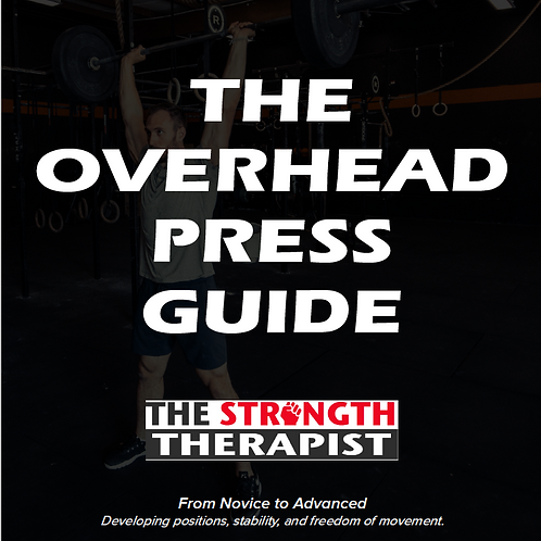 The Overhead Press Guide