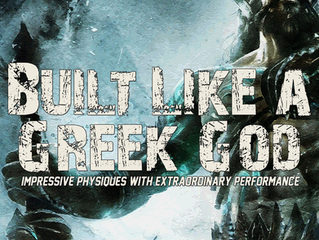 Built Like a Greek God - The Physique of Gods