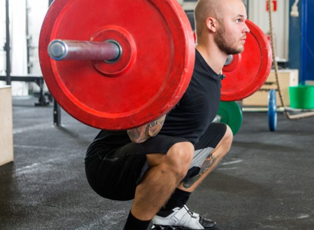 INDIVIDUALIZING YOUR SQUAT STANCE