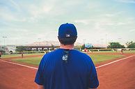 Youth Baseball Coach