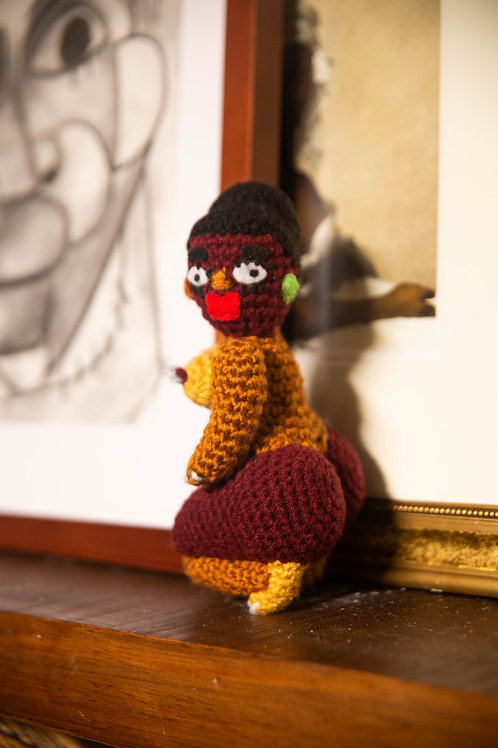 Sankofa Doll