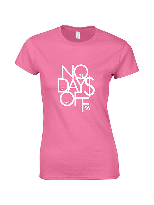 WOMENS NDO CREW NECK T-SHIRT