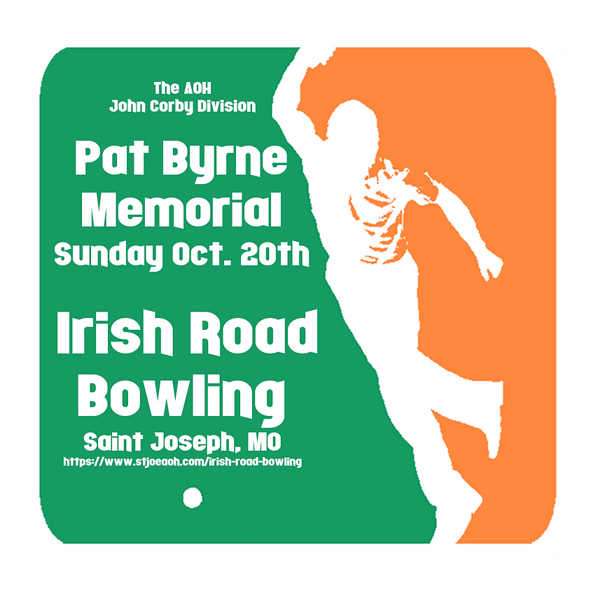 6th Annual Pat Byrne Road Bowling