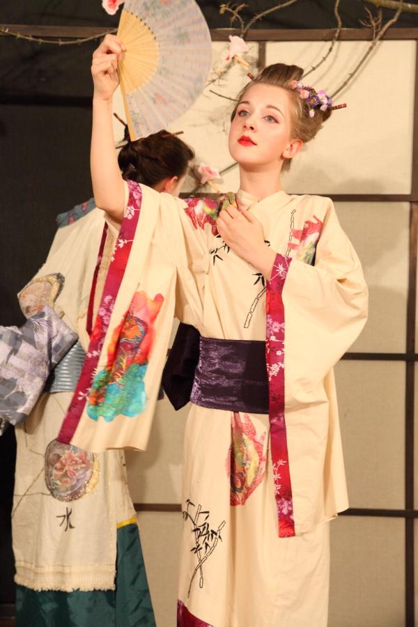 Древняя Япония. Времена года
