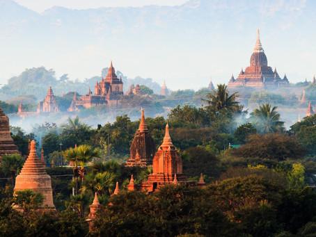 ミャンマーに対する平和メッセージ