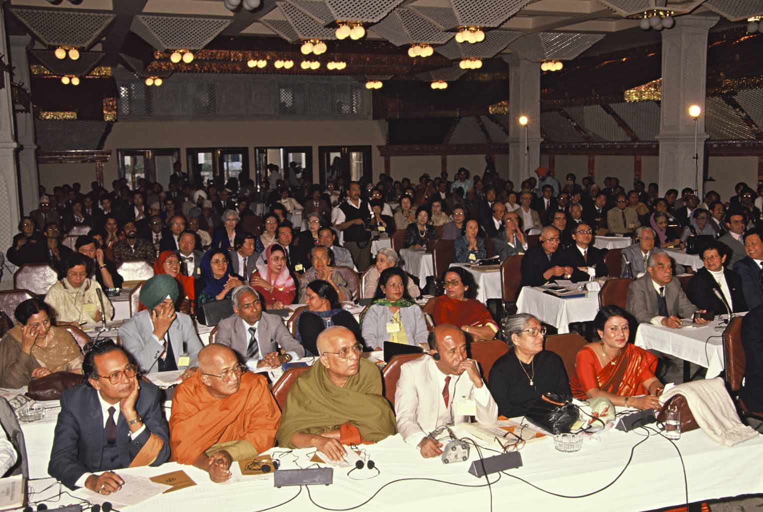 4th Assembly at Kathmandu, Nepal in 1991