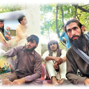 アフガニスタンの涙と希望‐平和への行動を続けて