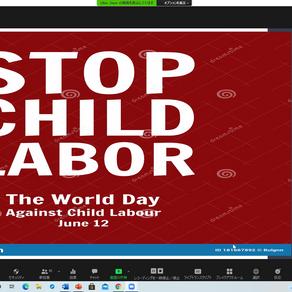 現代の奴隷状態に置かれているアジアの女性と子どもたち ウェビナー報告