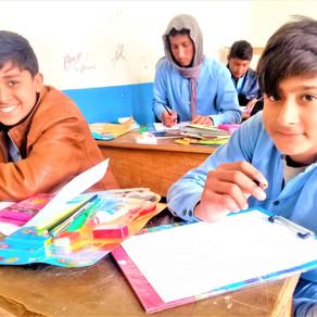 アフガニスタンの平和のため皆様のご協力をお願いいたします!