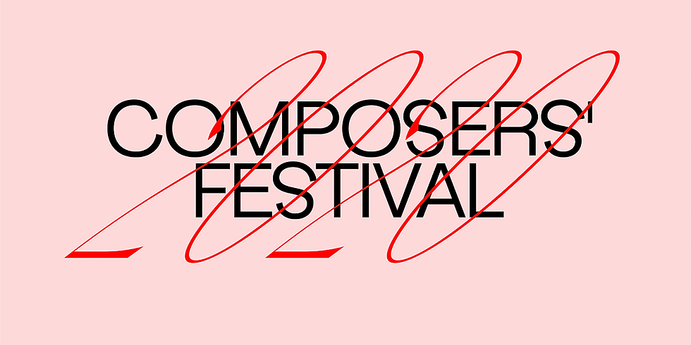 Composers Festival 2020 Episode #1 - diepvriesfruit