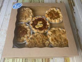 Mini Pie Sampler Box