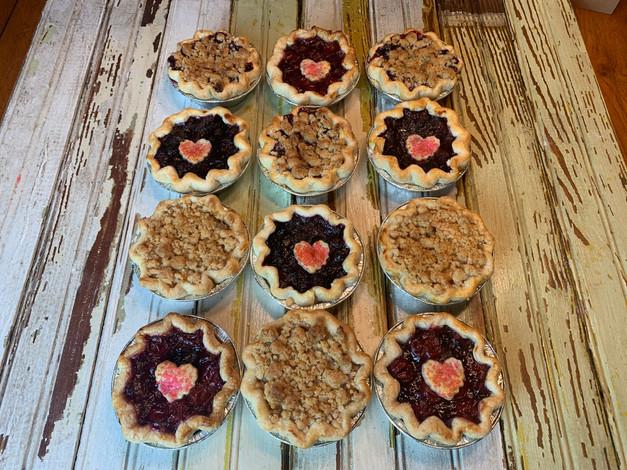 Fruit Mini Pies