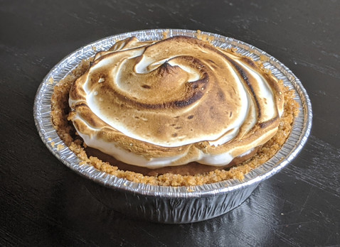 S'mores Mini Pie