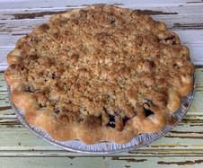 "9"" Cherry Crumb Pie"