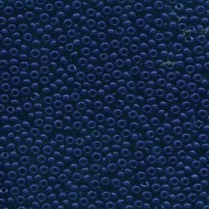 Size 8/0 Seed Beads             - Navy Blue
