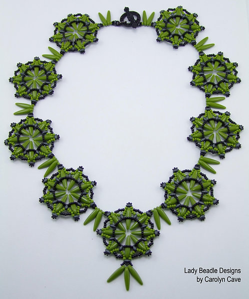 Necklace ~ Crown of Thorns