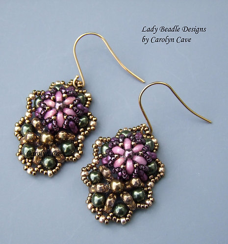 Earrings ~ Charlotte