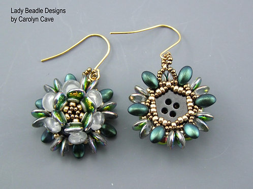 Earrings ~ Lentil Lily