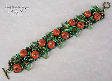 Pumpkin Patch Bracelet full WM sm.jpg