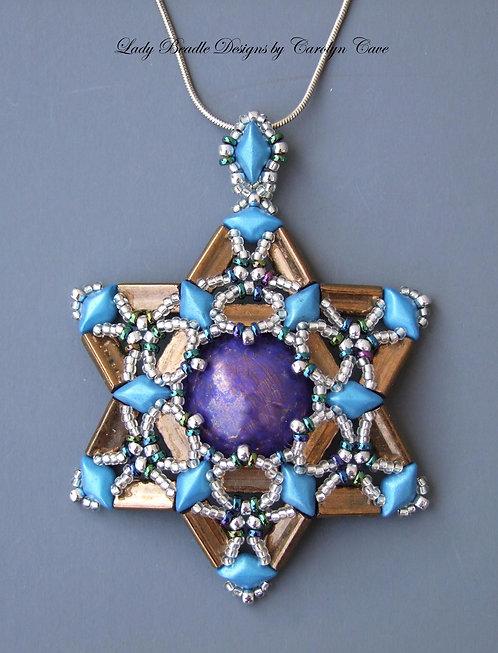 Pendant or Decoration ~ Star