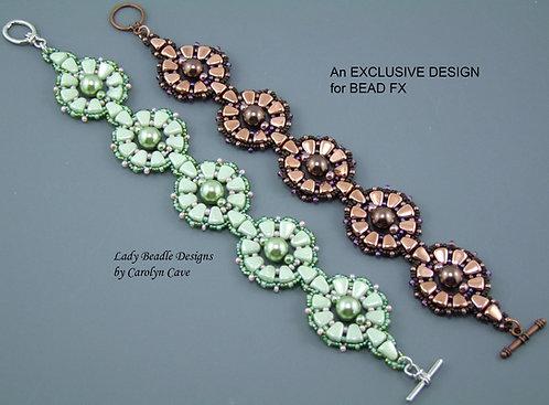 Bracelet ~ Cornflower