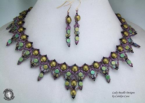 Necklace ~ Tia Collar