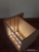 gibbidy shadowbox light décoration design