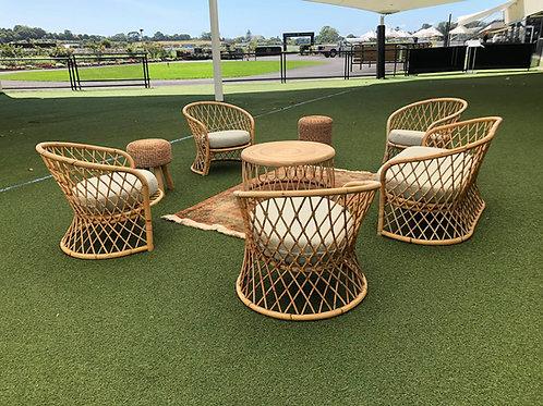 Gypsy lll 4 piece lounge