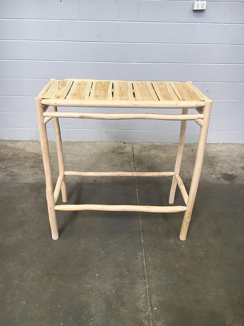 Driftwood Bar Leaner