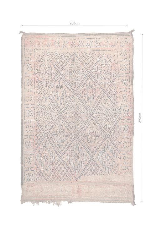 VINTAGE BENI MGUILD 290cm x 200cm