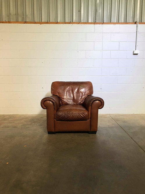 Leather Armchair ll