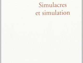 Bourdain, Baudrillard, Rhume et Noise