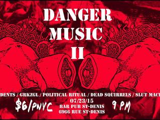 Danger Music II