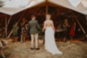 Natasha + Paul Boho Auckland Wedding Pho