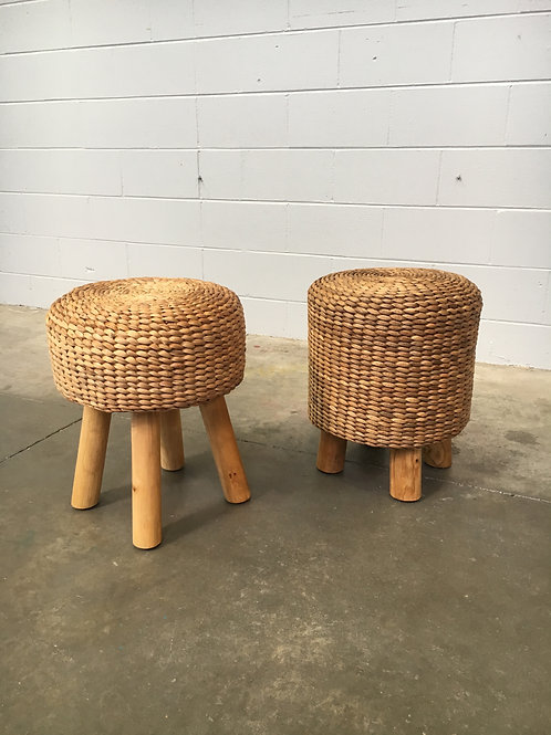 Banana leaf Stool