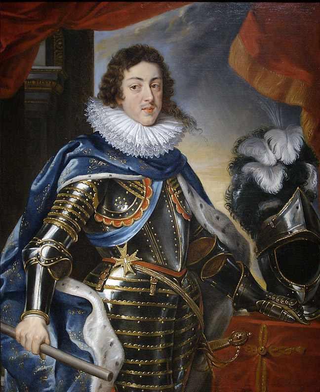 Louis XIII, le roi mélancolique