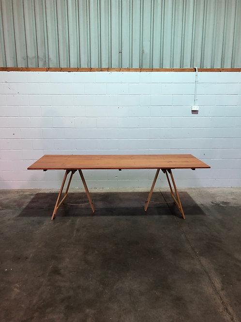 Kauri Trestle Tables