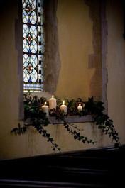 Church Pillar