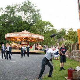 Evening Fairground Fun