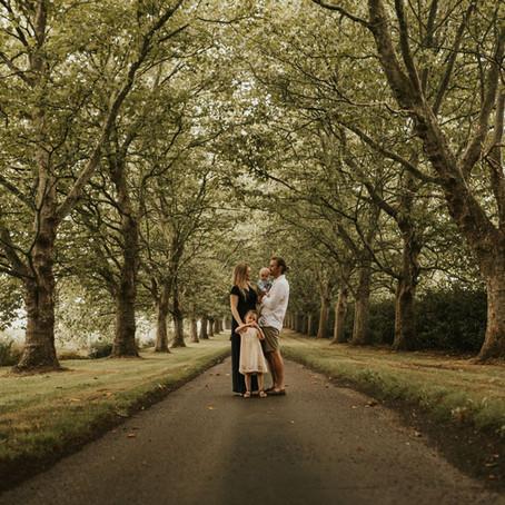 A Brympton wedding: then vs now!