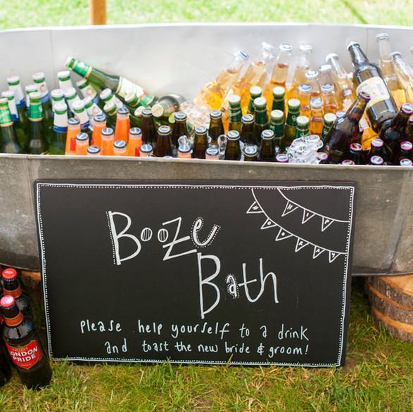 The Booze Bath